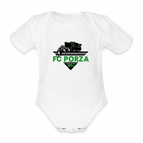 FC Porza 1 - Baby Bio-Kurzarm-Body