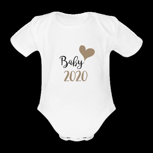 Baby 2020 - Baby Bio-Kurzarm-Body