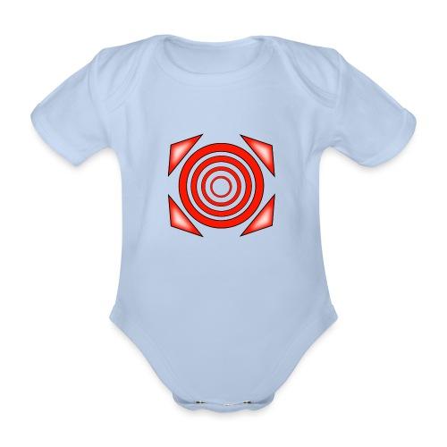 dizzy - Vauvan lyhythihainen luomu-body