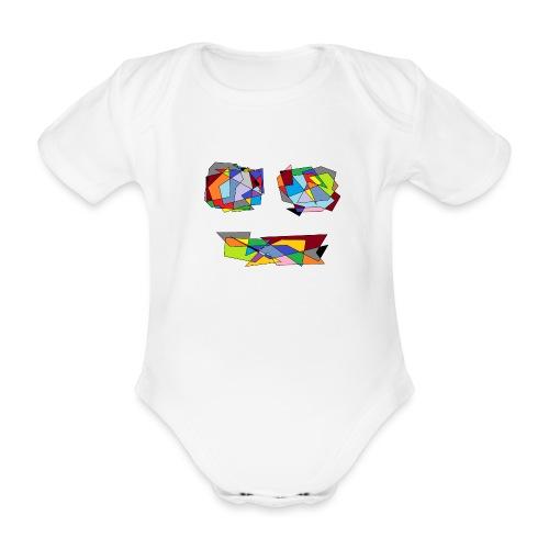 TheFace - Baby Bio-Kurzarm-Body