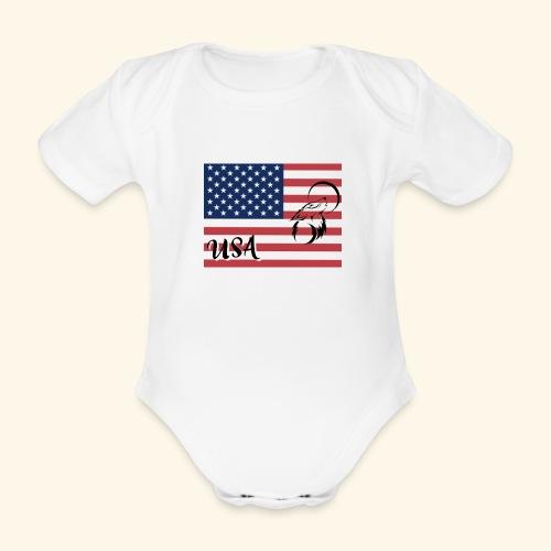 20190111 113856 - Baby bio-rompertje met korte mouwen