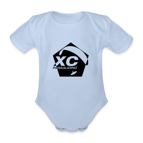 XC Paragliding - Baby Bio-Kurzarm-Body