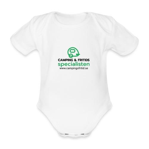 Camping & Fritidsspecialisten NEW 2020! - Ekologisk kortärmad babybody