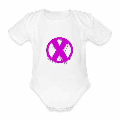 X - Body Bébé bio manches courtes