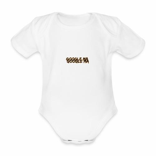 Google Ma Google Ma - Summer Cem - Baby Bio-Kurzarm-Body