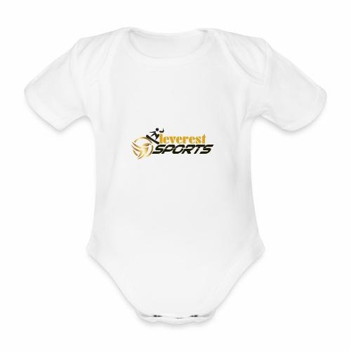 Leverest Sports - Baby Bio-Kurzarm-Body