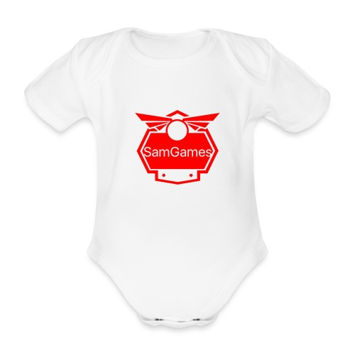 Kids and Babies Clothes - Organic Short-sleeved Baby Bodysuit