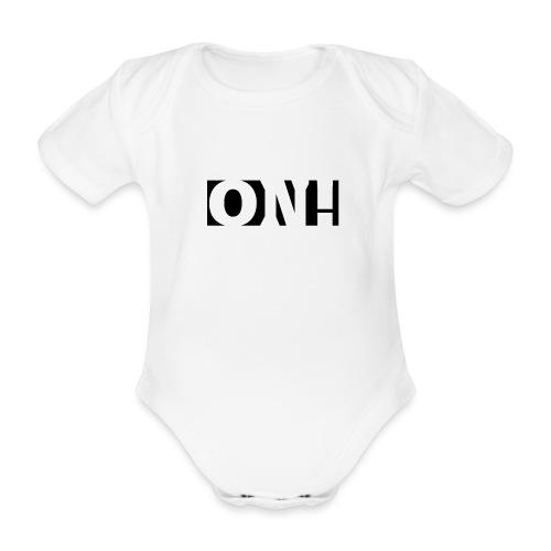 ONH - Vauvan lyhythihainen luomu-body