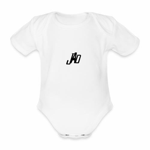 Jenna Adler Designs - Ekologisk kortärmad babybody
