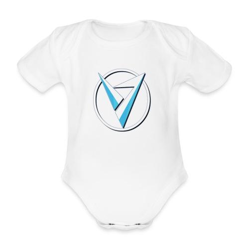 Vvears TD Merch - Organic Short-sleeved Baby Bodysuit