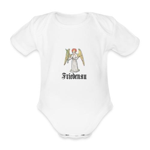 friedenau_wappenalt_dark - Baby Bio-Kurzarm-Body