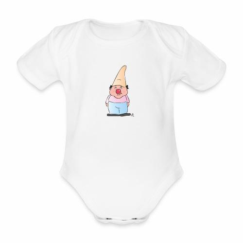 Heinzelmann - Baby Bio-Kurzarm-Body