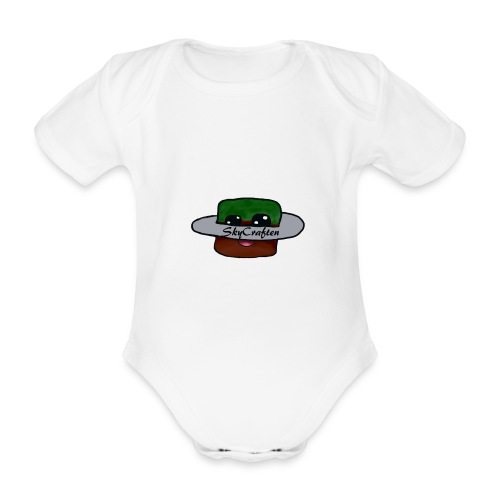 Pilzi - Baby Bio-Kurzarm-Body