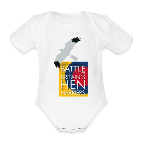 New for 2017 - Women's Hen Harrier Day T-shirt - Organic Short-sleeved Baby Bodysuit