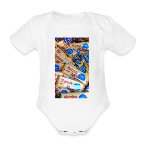 EAC4CD8B D35B 49D7 B886 9A724146DD0D - Ekologisk kortärmad babybody