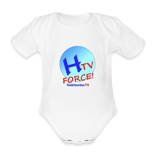 LOGO1.png - Body orgánico de maga corta para bebé