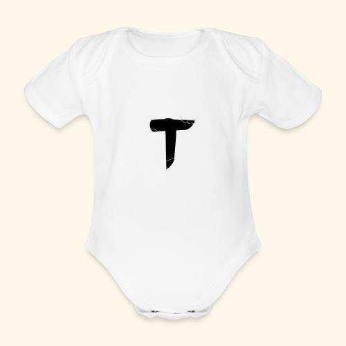 T - Body Bébé bio manches courtes