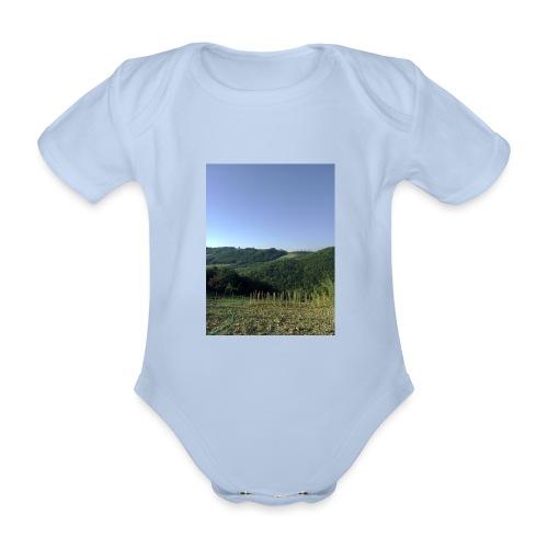 Panorama - Body ecologico per neonato a manica corta