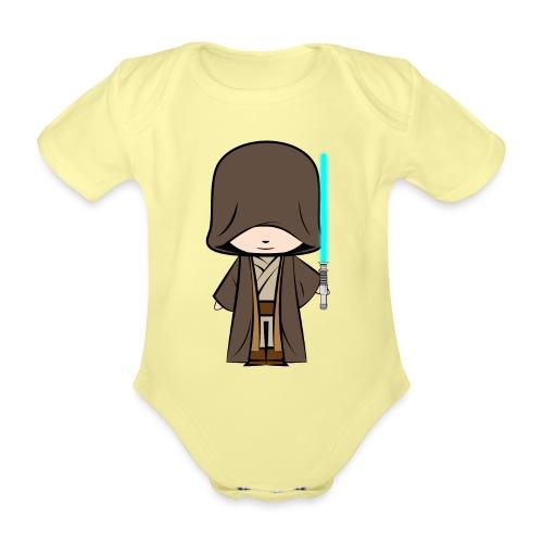 Jedi_Generique - Body Bébé bio manches courtes