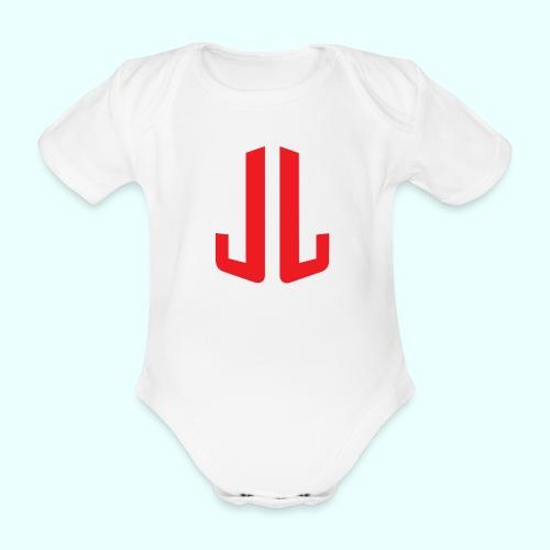 BodyTrainer JL - Vauvan lyhythihainen luomu-body