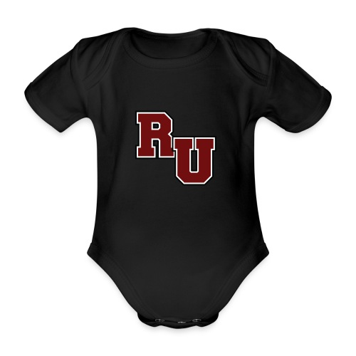 rusk - Organic Short-sleeved Baby Bodysuit