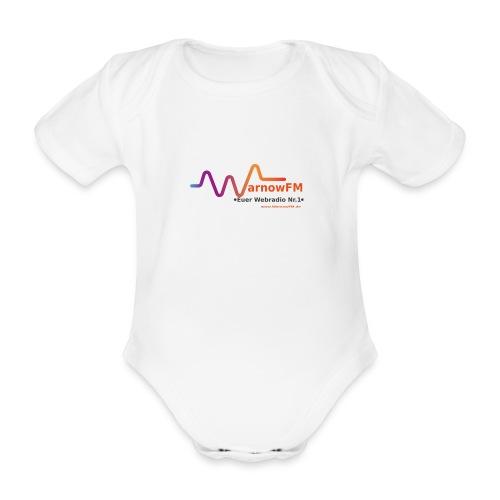 Sound Wave - Baby Bio-Kurzarm-Body