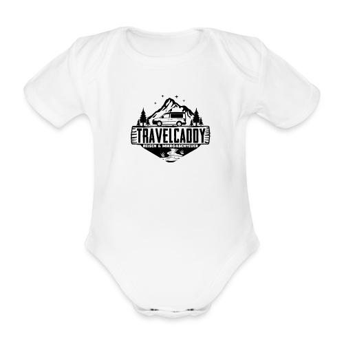 Original Travelcaddy.de Merchandise - Baby Bio-Kurzarm-Body