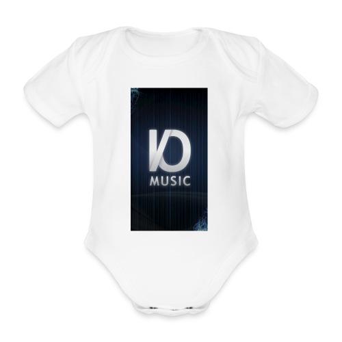 iphone6plus iomusic jpg - Organic Short-sleeved Baby Bodysuit