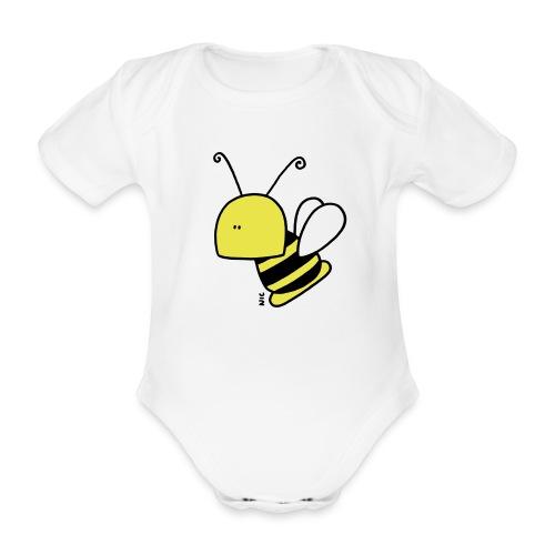 Bee Baby - Body Bébé bio manches courtes