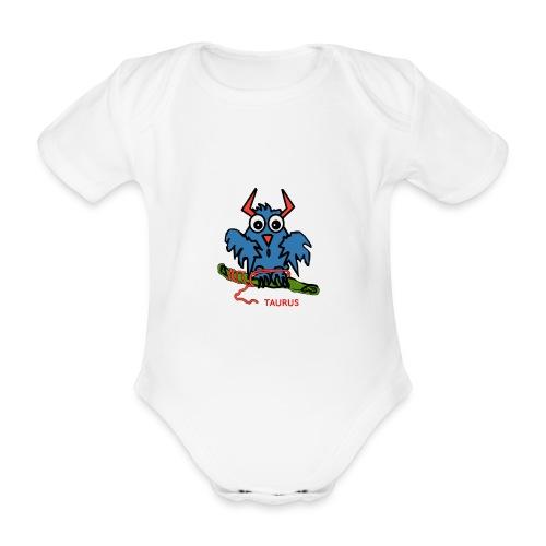 1523968600600 - Ekologisk kortärmad babybody