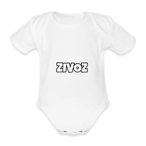 ZIVOZMERCH - Organic Short-sleeved Baby Bodysuit