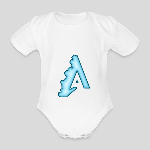 AttiS - Organic Short-sleeved Baby Bodysuit