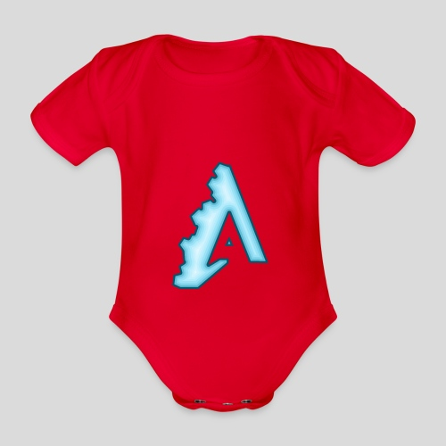 AttiS - Organic Short-sleeved Baby Bodysuit