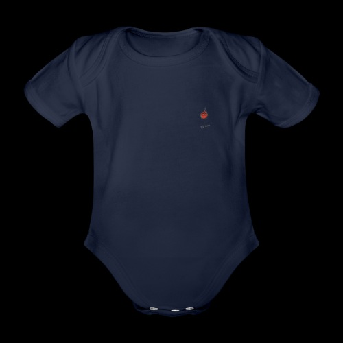 Horb BY TAiTO - Vauvan lyhythihainen luomu-body