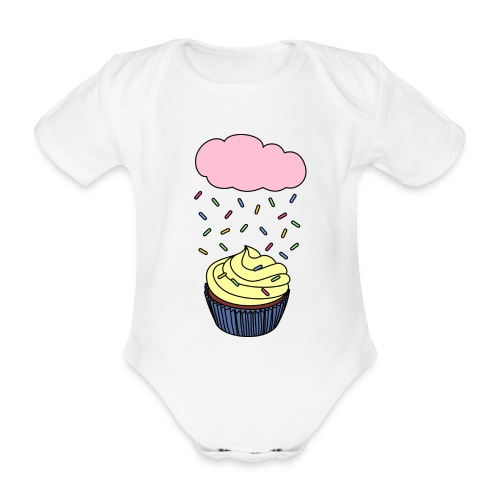 Cupcake Weather - Baby Bio-Kurzarm-Body