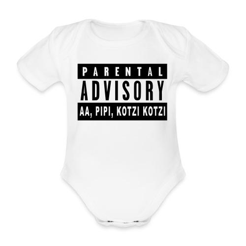 parental 1 - Baby Bio-Kurzarm-Body