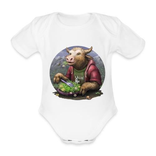 yumm - Baby Bio-Kurzarm-Body