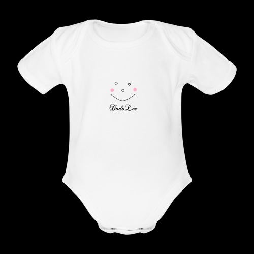 DodoLee - Baby Bio-Kurzarm-Body