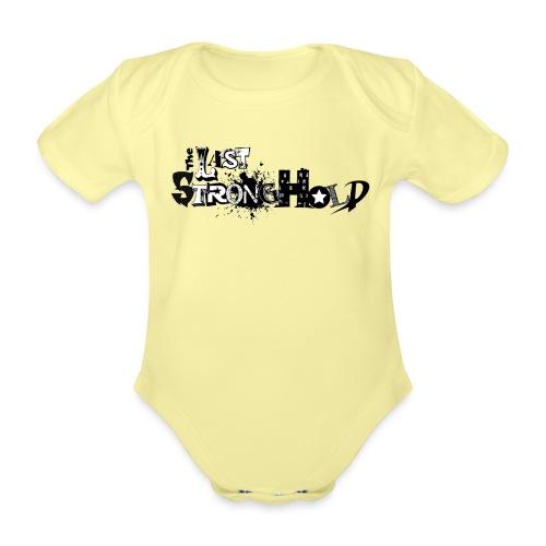 The Last Stronghold 3 - Organic Short-sleeved Baby Bodysuit