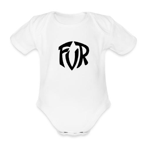fvr logo - Baby Bio-Kurzarm-Body