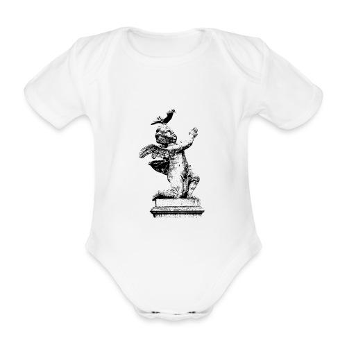 tauber Engel - Baby Bio-Kurzarm-Body