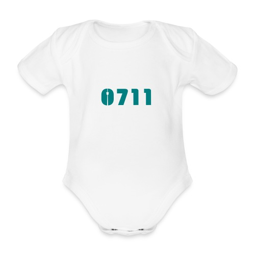 Baby-Mütze Stuttgart-0711 - Baby Bio-Kurzarm-Body