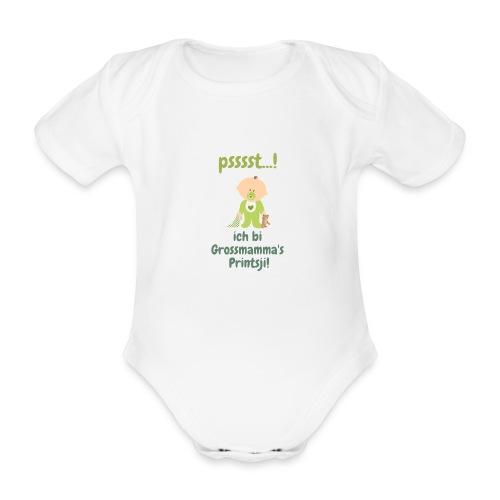 Grossmamma's Printsji - Baby Bio-Kurzarm-Body