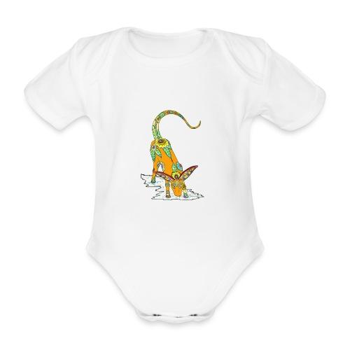 Animal fantastique - Body Bébé bio manches courtes