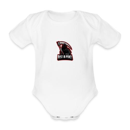 RIP - Baby Bio-Kurzarm-Body