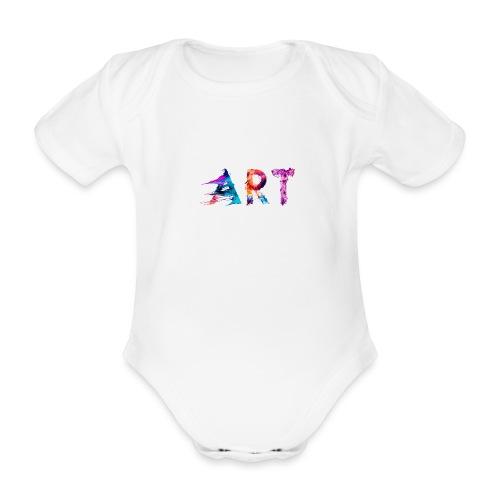 Art - Body Bébé bio manches courtes
