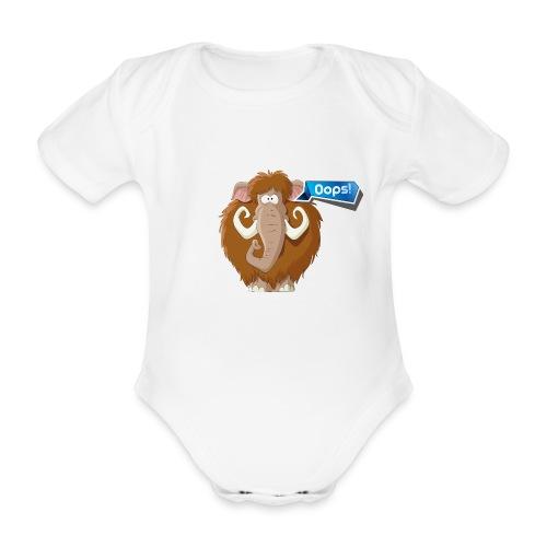 Mammut Oops - Ekologisk kortärmad babybody