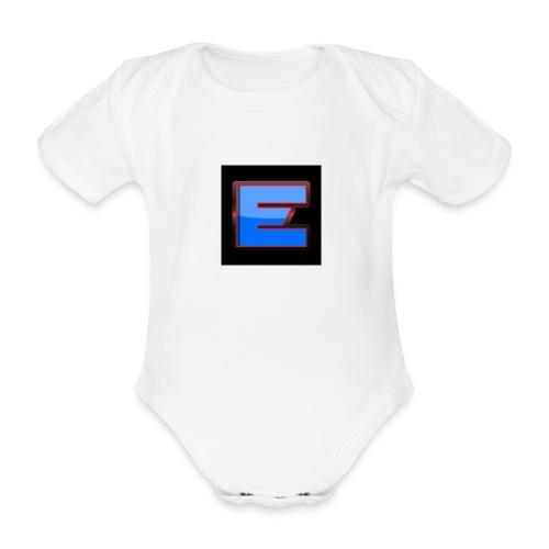 Epic Offical T-Shirt Black Colour Only for 15.49 - Organic Short-sleeved Baby Bodysuit