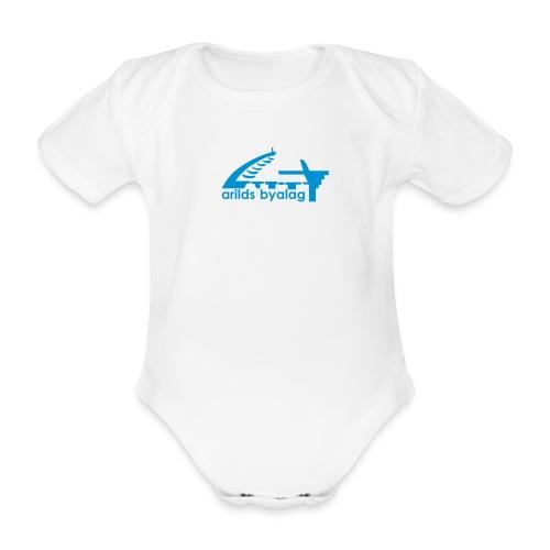 arilds byalag logo - Ekologisk kortärmad babybody