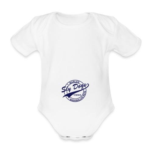 MSD1000 - Baby Bio-Kurzarm-Body